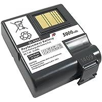 Zebra QLn420 Printer: Replacement Battery. 5000 mAh