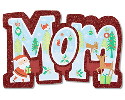 American Greetings Christmas Card for Mom (Cool Mom) (Card Christmas Mom For Greetings)