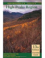 Adirondack Trails High Peaks Region/with Map