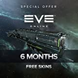 EVE Online: 6 months Subscription + Amazon Exclusive Content [Instant Access]