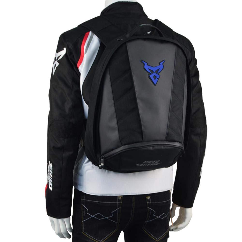 Moto Centric Motorcycle Helmet Backpack Waterproof Cycling Backpack Motorcycle Bag Leisure Travel Bag Mc-0078 Shoulder Bag totalshop