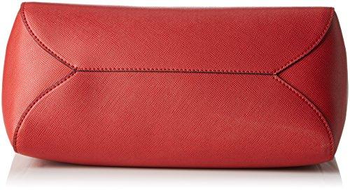 GUESS Rosso Rojo Mujer mano Aria Bolsos de qwrCqO