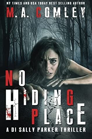 book cover of No Hiding Place