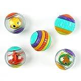 Bright Starts Roll Shake and Spin Activity Balls