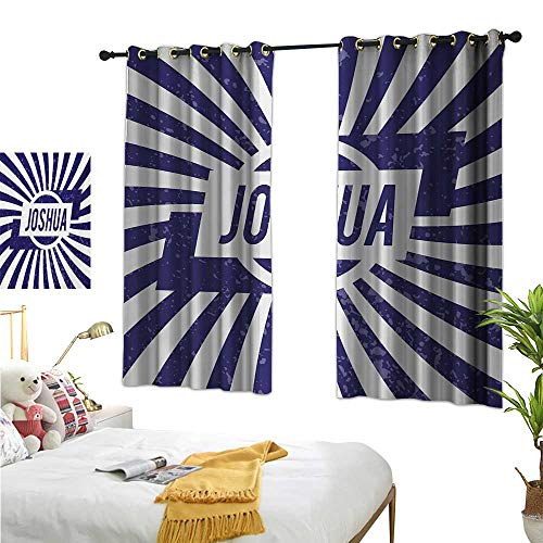 (Luckyee Customized Curtains,Joshua,72