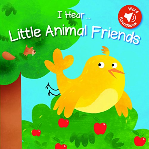 I Hear Little Musicians (Sound Book)