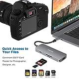 7 IN 1 USB C Hub Adapter for MacBook Pro