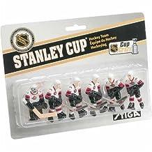 Stiga Ottawa Senators Table Rod Hockey Players