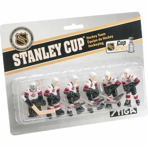 NHL Ottawa Senators Table Top Hockey Game Players Team Pack