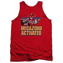 Power Rangers Megazord Activated Mens Tank Top Shirt