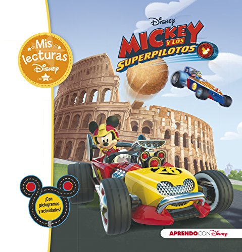 Mickey y los superpilotos (Mis lecturas Disney)