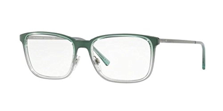fedb907f2d0 Burberry Men s BE1315 Eyeglasses Blue Gradient 54mm at Amazon Men s  Clothing store