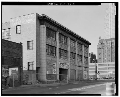Photo: Kees Building,25 South Tenth Street,Minneapolis,Hennepin County,MN 2