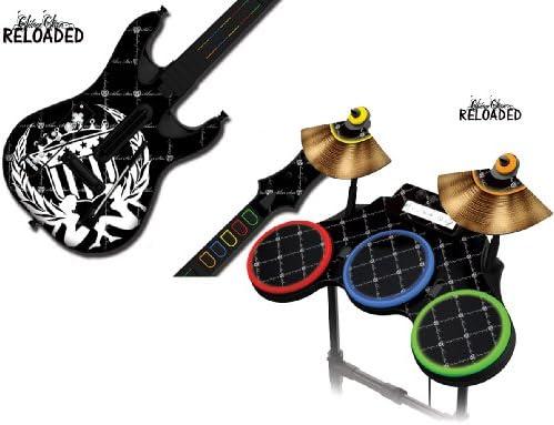 247Skins - Juego de skins para guitarra y batería para Guitar Hero ...