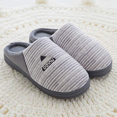 Antiscivolo Interni Di Cotone Lnisk Uomo Pantofole Warm Donne 002 Slipper Scarpe XxcBBYqw8A