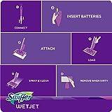 Swiffer Wetjet Hardwood Mop Pad Refills for Floor