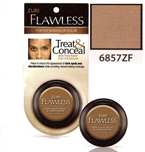 Zuri Flawless Treat & Conceal Skin Treatment & Concealer - Cocoa