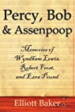 Percy Bob and Assenpoop, Elliott Baker, 1425905412
