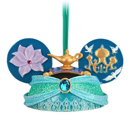 Mickey Mouse Ears Hat Ornament