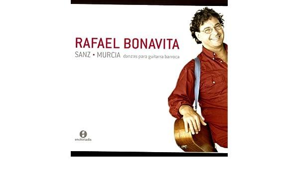 Gaspar Sanz - Santiago de Murcia: Danzas para guitarra barroca de ...