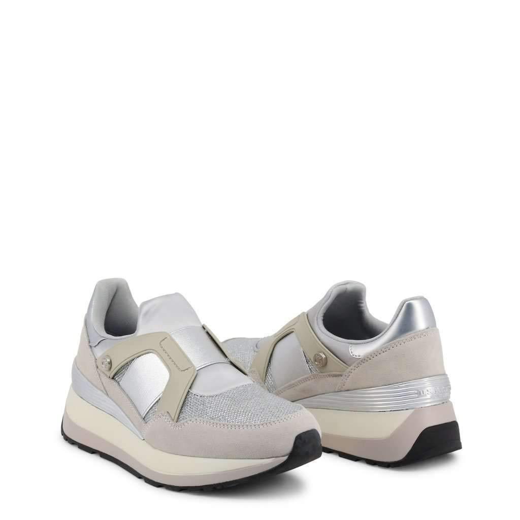 Polo Women Grey Sneakers U.S
