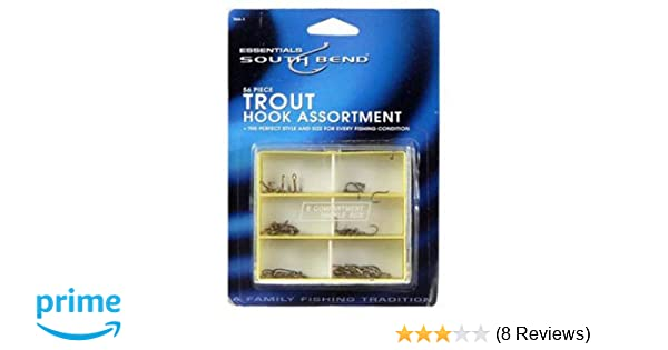 5 Packages Danielson Size 12 Snelled Baitholder Fishing Hooks Crappie Trout