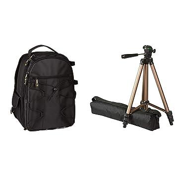 AmazonBasics - Mochila para cámara réflex y Accesorios, Color ...