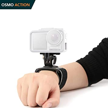 Amazon.com: Práctica correa de muñeca para cámara deportiva ...