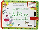 J'apprends a tracer les lettres minuscules - Boscher (French Edition)