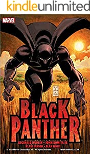Black Panther: Who Is The Black Panther? (Black Panther (2005-2008))