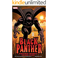 Black Panther: Who Is The Black Panther? (Black Panther (2005-2008)) (English Edition)