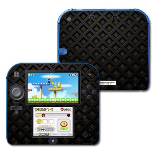 MightySkins Skin for Nintendo 2DS - Black Wall | Protective, for sale  Delivered anywhere in Canada
