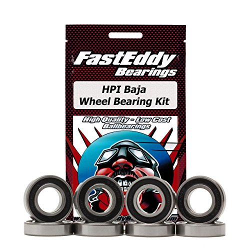 Wheel Ball Bearing for RC Cars Kit Pro Series HPI Baja -