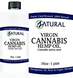 Hemp Oil (455,000mg - 16oz) Anti-Inflammatory