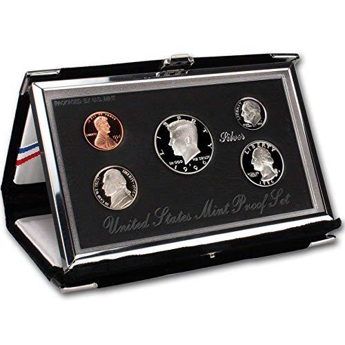 1996 US Mint Premier Silver Proof Set