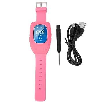 Mootea Smartwatch para niños Smart GPS para niños Reloj Anti ...
