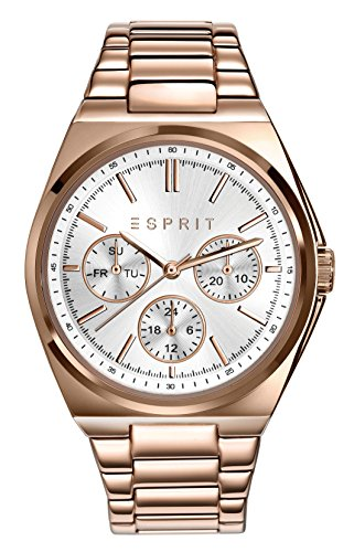 Esprit Watch TP10896 Rose Gold - ES108962003-Pink - stainless-steel-Round - 36 mm