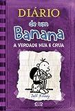 capa de Diário de Um Banana 5. A Verdade Nua e Crua