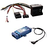 PAC RP4-VW11 All-in-One Radio Replacement & Steering Wheel Control Interface (For select VW(R) vehicles with CAN Bus) Consumer electronic