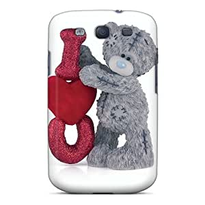 For Galaxy S3 Premium Tpu Case Cover Little Bear Protective Case