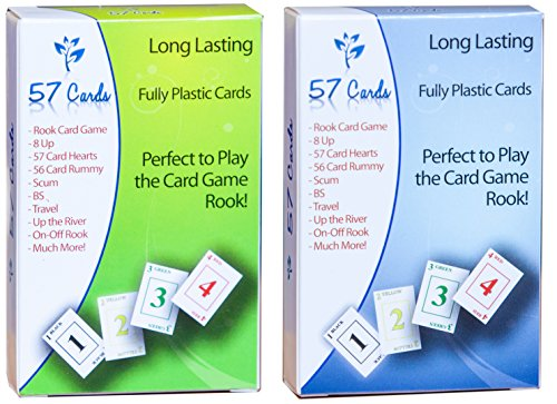 rook playing card game - 1
