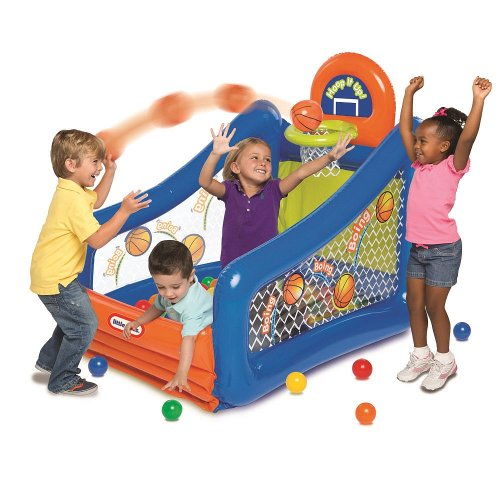 Hoop It Up Value Pack Activity Play Ball Pit ()