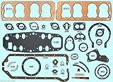 '48-'53 Ford/Mercury 239 255 Flathead Full Engine Gasket Set/Kit BEST w/COPPER Head Gaskets (Copper Head Gaskets)