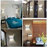 DaSinKo-Modern-8W-LED-Up-Down-Wall-Sconce-Lighting-Spotlight-Aluminum-Fixture-Decorative-Lights-Lamp-for-Theater-Studio-Store-Home-Shop-Hall-Porch-Bedroom-Bathroom-AC85-265V