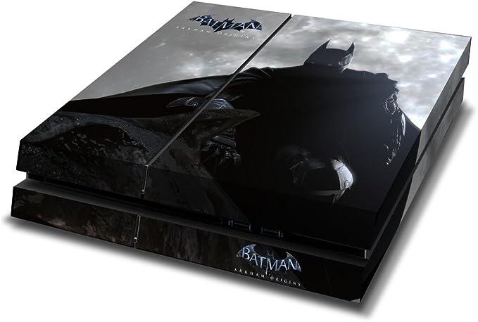 Batman Arkham Origins - Overwatch Horizontal PS4 Console Skin by Sony PlayStation & Warner Bros! - PS4 by Controller Gear: Amazon.es: Videojuegos