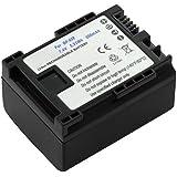 Batería para Canon FS100 / FS200, Legria FS406 / FS306 / FS200 / FS20 / FS10 / FS11 (800mAh) BP-808