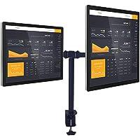Soporte para Monitor - Yocoo soporte para pantallas de ordenador 19-32 pulgadas y La Base Ajustable de Brazo de…
