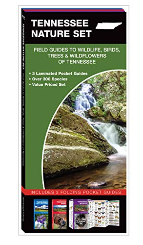 - Tennessee Nature Set: Field Guides to Wildlife, Birds, Trees & Wildflowers of Tennessee