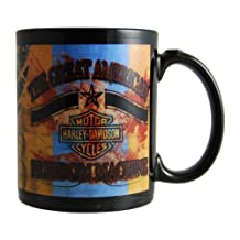 HD Harley-Davidson 11-Ounce Slogan Mug - Freedom Machine