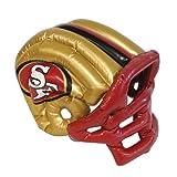 San Francisco 49ers NFL Inflatable Helmet